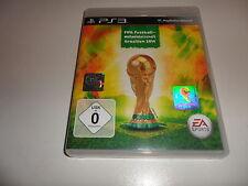 PlayStation 3 PS 3  FIFA Fussball - Weltmeisterschaft Brasilien 2014 -
