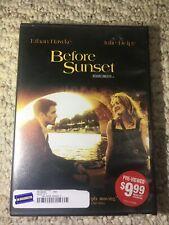 Before Sunset (Dvd, 2004) Ethan Hawke Julie Delpy Director Richard Linklater
