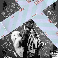 "Lil Uzi Vert Poster - Luv Is Rage 2 Studio Album Cover Art Silk Print 32x32"""