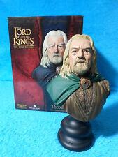 Sideshow Weta Seigneur des Anneaux King Roi Théoden Buste Bust Lord of the Rings RAR