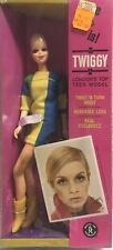 Vintage BARBIE Twist 'N Turn TWIGGY Doll SEALED NRFB MIB MIP MOC BOX
