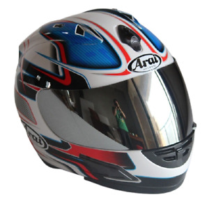 Arai Full Face Motorcycle Safety Racing Riding Helmet Anti Fog Visor