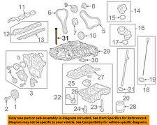 GM OEM Engine Parts-Intake Manifold Bolt 11588930