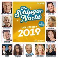 DIE SCHLAGERNACHT DES JAHRES 2019:DIE ERSTE   CD NEU