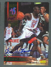 Sherell Ford 1995 Signature Rookies Draft Auto card #14