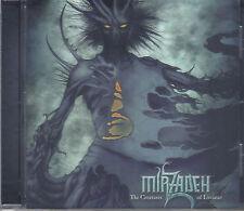 MIRZADEH-THE CREATURES OF LOVIATAR-CD-dimmu borgir-cradle of filth-melodic-black