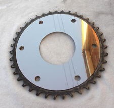 2004 on YAMAHA XJR 1300 MIRROR POLISHED STAINLESS 38 / 39 TOOTH SPROCKET COVER