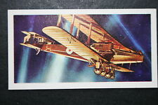 Handley Page 0/400  World War 1   Bomber   ##   Illustrated  Card