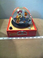 Toy Story Snowglobe Disco **Very Rare**, Only Displayed For Days