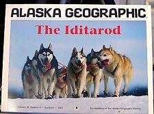 Iditarod (Alaska Geographic) by Penny Rennick  LIKE NEW!!