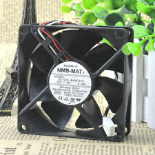 NMB 3110KL-04W-B79 Fan 12V 0.38A 80*80*25mm 3pin #M4030 QL