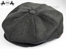 Aus Polyester mit Stretch Fit-Einstellung Gatsby Hüte und Mützen