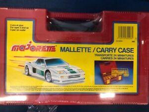 Vintage Majorette Carry case, NOS