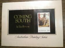 1977 Australian Painting Series Post Office Pack $10 Og Nh