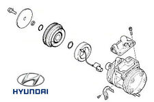 Genuine Hyundai i10 Air Conditioning Compressor - 977010X300