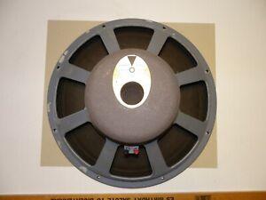 JBL D140F Speaker - New recone 16 ohm