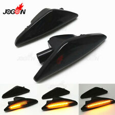 Dynamic Fender Side Marker Light Indicator Blinker For BMW X3 F25 X5 E70 X6 E71