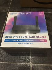 XXX Linksys MR7350 Dual-Band Mesh WiFi 6 Router (AX1800, Compatible with Velop)