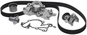 Engine Timing Belt Kit With Water Pump   Gates   TCKWP337