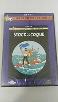 Tintin Le Avventure Stock de Coque DVD Herge Nuovo