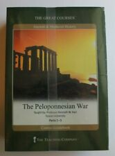 The Great Courses: The Peloponnesian War (Course & Guidebook) Dvd