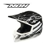 Casque cross NOX N738 Graphic Noir moto enduro cross scooter quad dirt helmet