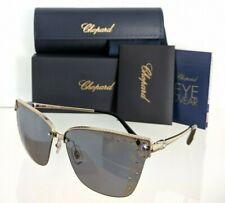 Brand New Authentic Chopard Sunglasses SCHC 19 8FEL Italian Frame 65mm SCHC19S