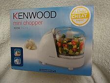 NEW Kenwood Mini Chopper CH180 1.5 Cups Food Processor