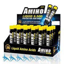 (66,64€/1l) Amino 9500 18 Ampullen Amino Liquid flüssige Aminosäuren Muskel Rege