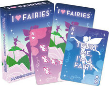 I Heart Fairies Playing Cards [New ] Card Game