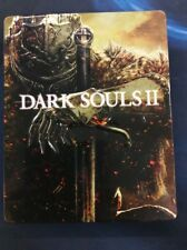 Dark Souls 2 for the PS3, steelbook, soundtrack, game disc Used S2G