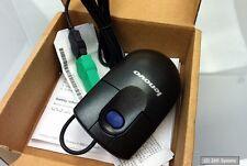 Lenovo 31P7405 Optical USB Maus, Mouse, 3 Tasten, Scroll, 800 DPI, Schwarz, 1A