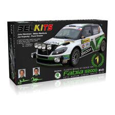 Belkits Skoda Fabia S2000 Evo Rally Coche Modelo Kit 1:24 BEL004