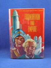 1952 FOUNDATION AND EMPIRE Isaac Asimov 1st Edition First Print