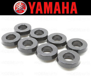 Set of (8) Valve Cover Bolt Seal Yamaha (RUBBER, MOUNTING) #5EA-1111G-00-00