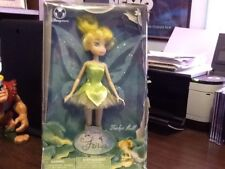 Disney Store Disney Fairies Tinker Bell Doll Brand New