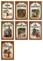 NEW Horatio Alger Classic Series Set of 7 1 2 3 4 5 6 PB Cash Boy Store