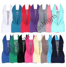 Unbranded All Seasons Halter Neck Dresses for Women