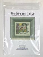 Welcome Summer - The Stitching Parlor - New Chart