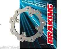 Disque Frein Arrière Braking Pour BMW S1000 RR 2010-2011 WF7508