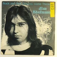 """7"""" Single - Jim Steinman - Rock And Roll Dreams Come Through - S1289"""