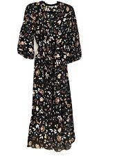 COUNTRY ROAD FLORAL MAXI DRESS