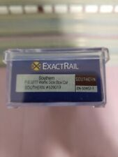 ExactRail N Scale Southern P-S 5277 Waffle Side Box Car