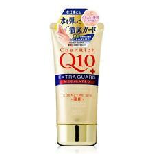 [Kose] Coen Rich Coenzyme Q10 Extra Guard Moist Shield Hand Gel Cream 80g