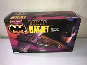 BATMAN BATJET 1990 The Dark Knight Collection Kenner,