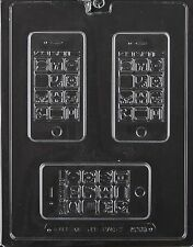 Smart Phone  Chocolate Mold Soap Candy Molds SHIPS SAME DAY m19