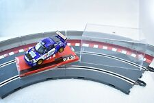 "SCX ANALOG 1/32 SLOT CAR A10159X3U0PORSCHE 911 GT3 RALLY ""BLUE"" ""CHAMPION"""