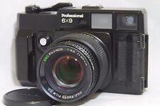 Fujifilm Fujica GW690 Medium Format Film Camera w/EBC Fujinon 90mm F/3.5 Lens