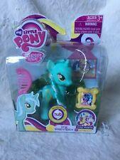 """MIB G4 My Little Pony Lyra Heartstrings Pony Wedding brushable 3"""" HUB NRFB"""