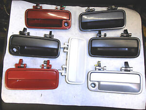 Rover 200, 25, MGZR ZR, Outer Door Handle Few Colours Available Front & Rear NEW